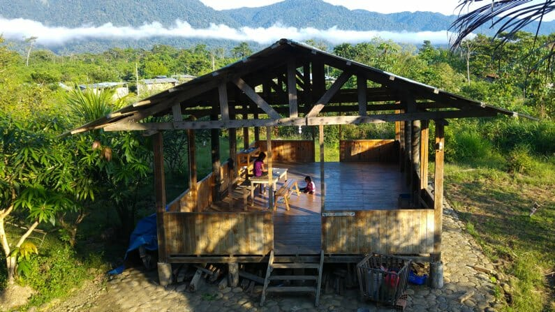 Volunteer in our Child Care Facility in the Amazon Rainforest (Peru)