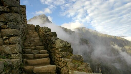 Hike to Machu Picchu Alongside the 6.270m High Salkantay Mountain (Peru)