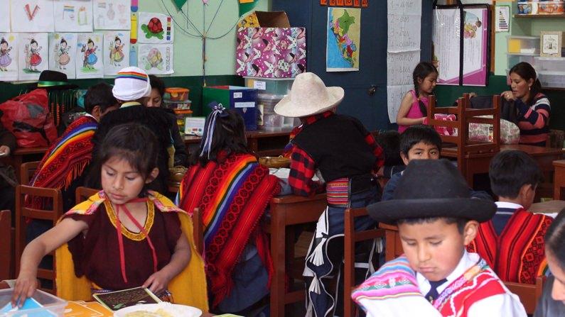 NGO Taxi Teaching English Programs Peru