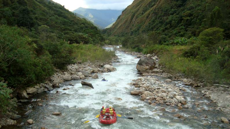 NGO Taxi Travels White River Rafting Peru