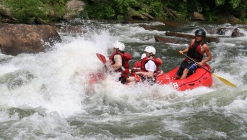Join us for an unforgettable Rafting Adventure (Peru)