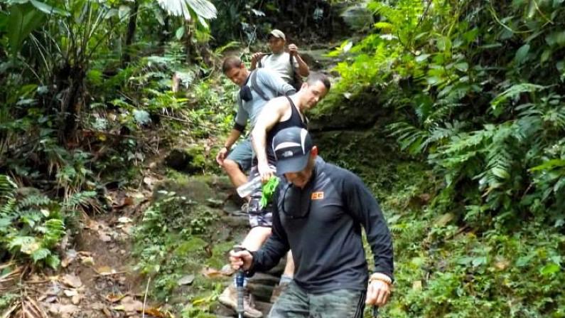 NGO Taxi Photo (Ciudad Perdida Lost City Trek) Hiking Carribean Jungle Los City Colombia
