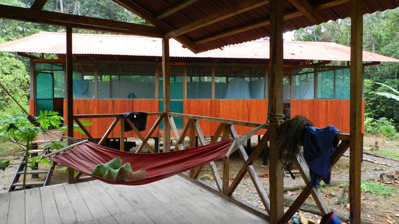 NGO Taxi Amazon jungle camp for volunteers
