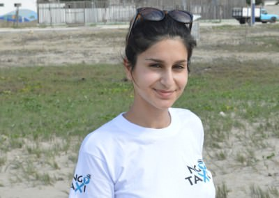 NGO Taxi Volunteer at Dive Camp Ecuador 2015