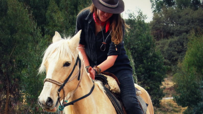 Cusco horseriding 2