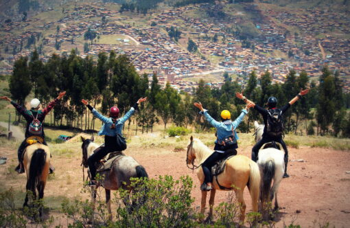Explore the Archaeology and Mysticism of Cusco on Horseback!