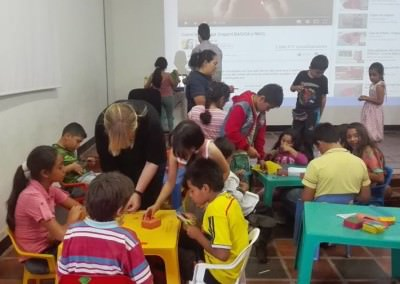 Circle Volunteering – Choose up to Four Projects at Once! (Colombia)
