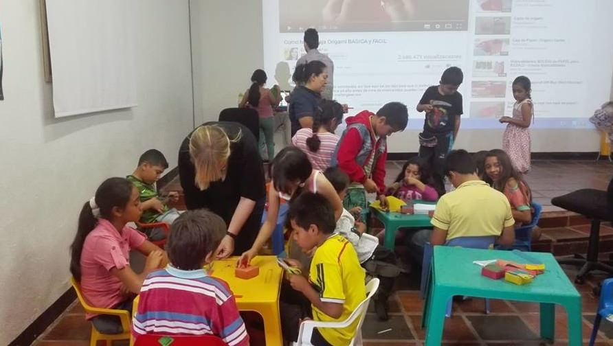 Circle Volunteering – Choose up to Five Projects at Once! (Colombia)